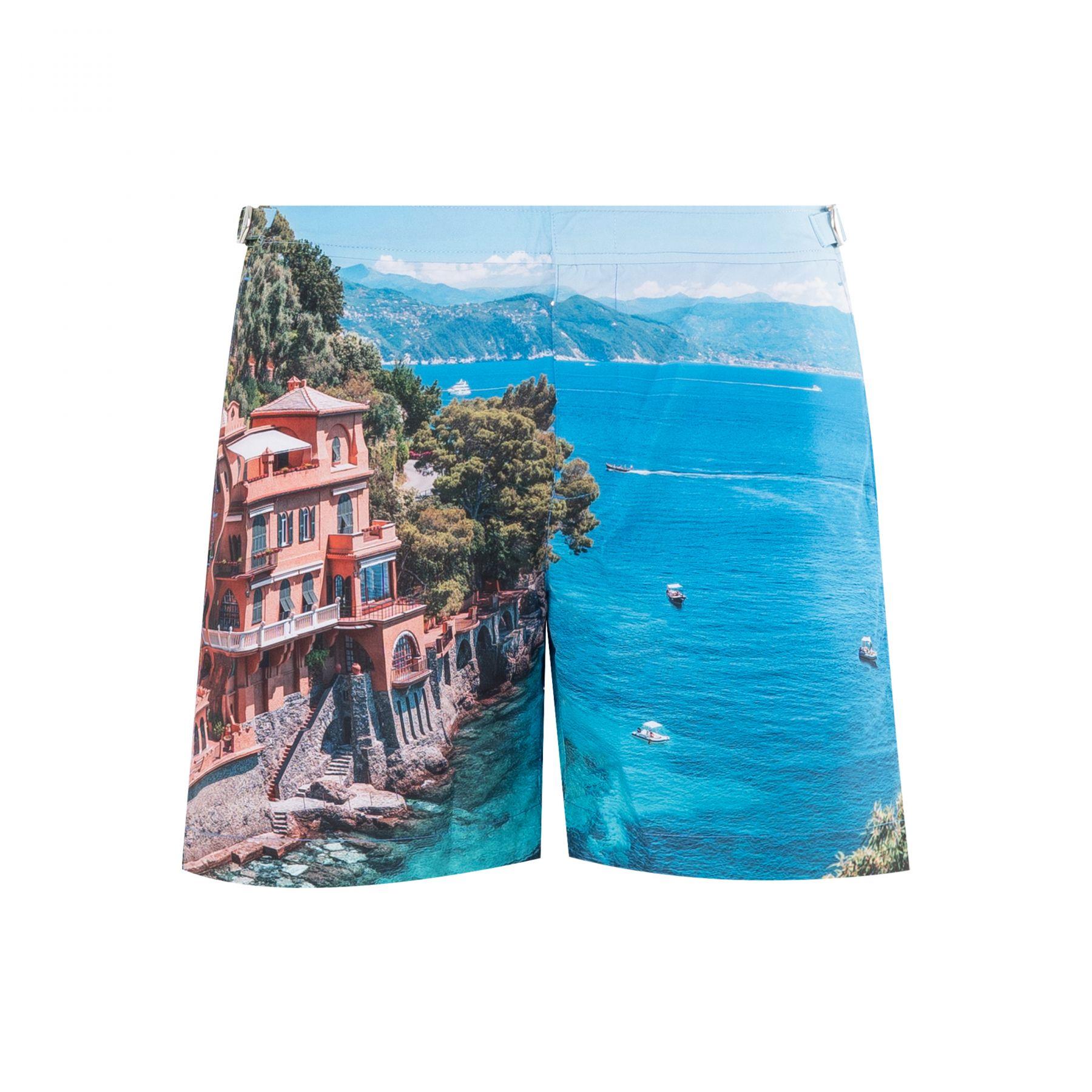 Шорты для плавания Orlebar Brown Bulldor Portofino Paradis разноцветные