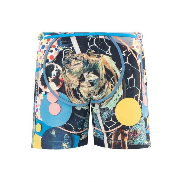 Шорты для плавания Orlebar Brown Bulldog разноцветные