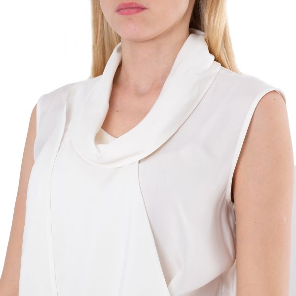 Блуза J.W.Anderson молочная