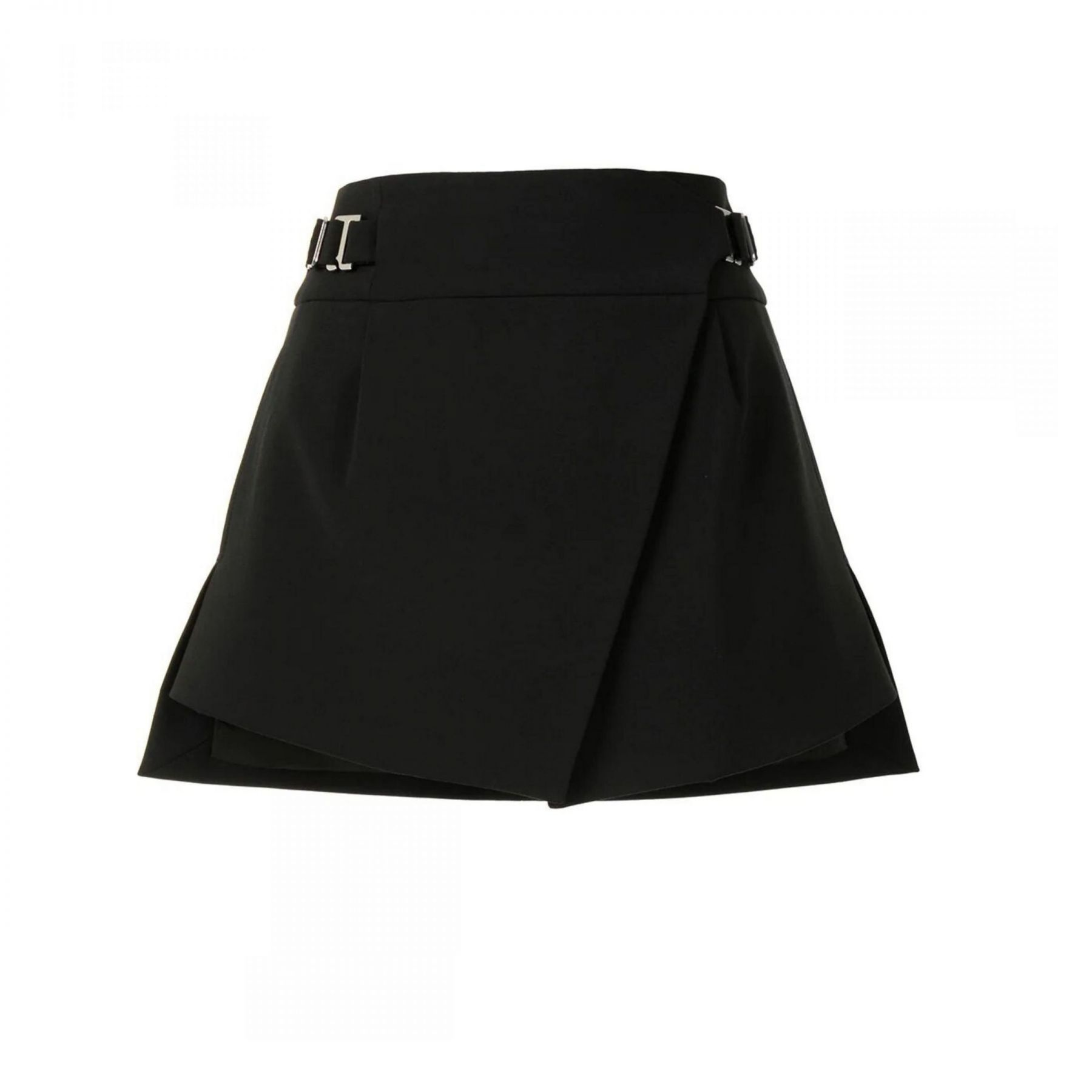 Юбка-мини Dion Lee Interlock Tailored черная