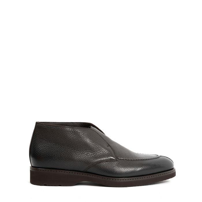 Ботинки на меху Doucal's коричневые