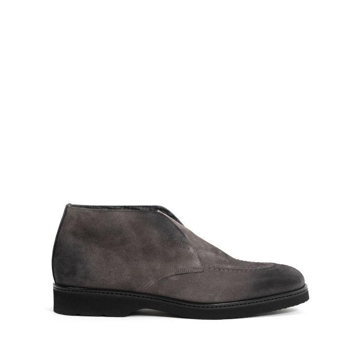 Ботинки Doucal's серые