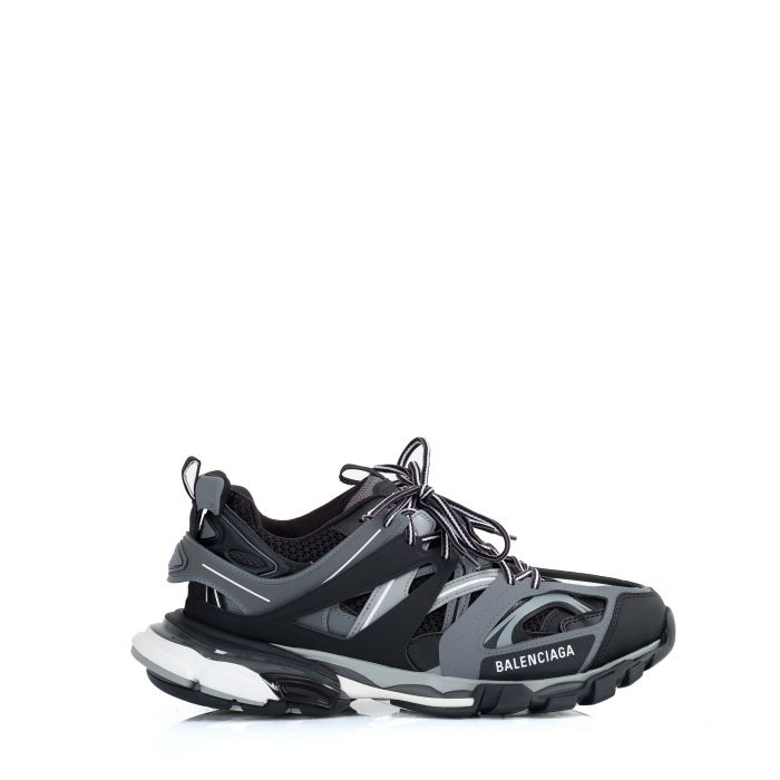 Кроссовки Balenciaga Track черно-серые