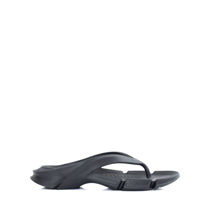 Шлепанцы Balenciaga черные