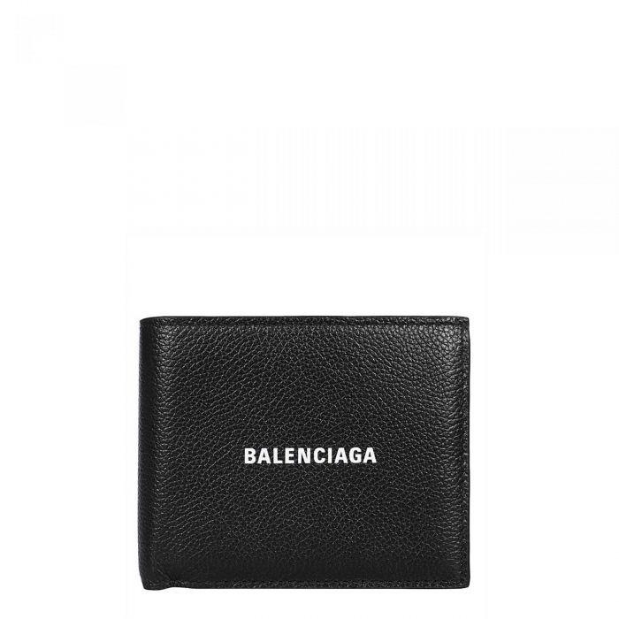 Портмоне Balenciaga черное