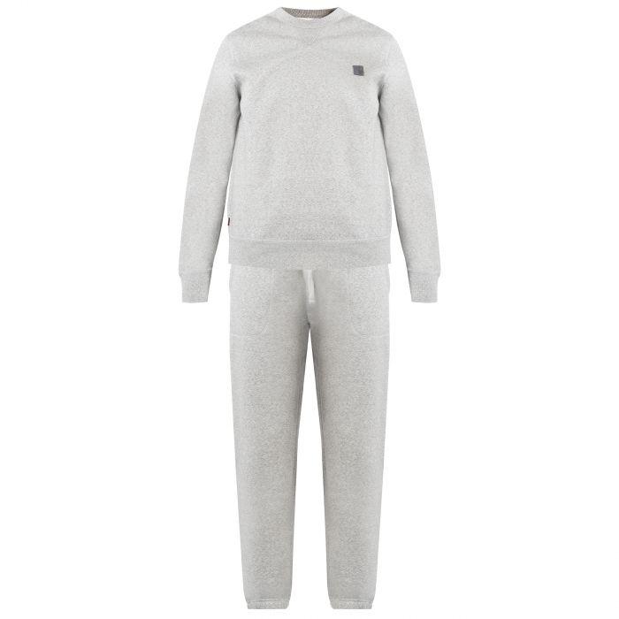 Спорт. костюм Woolrich серый