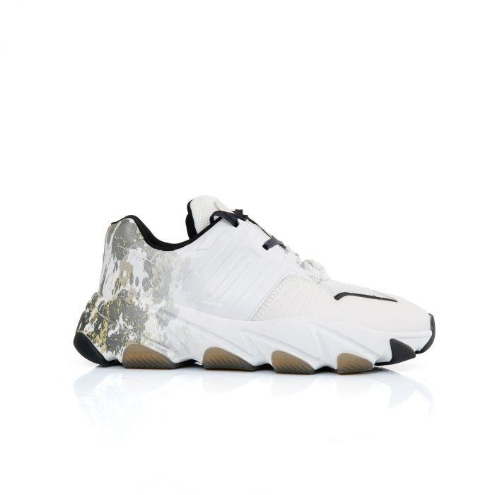 Кроссовки  EXTASY белые
