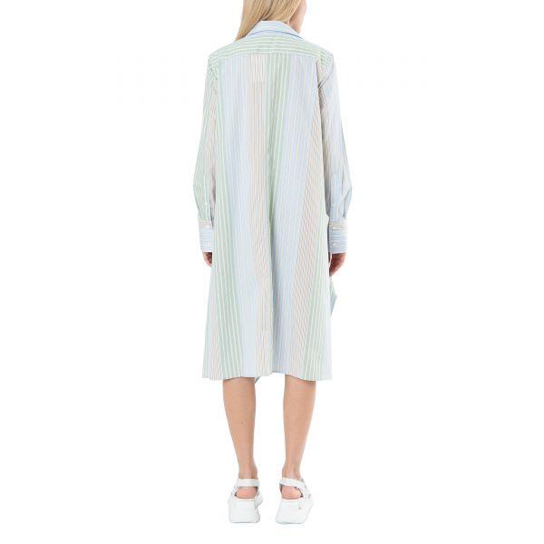 Платье J.W.Anderson голубое