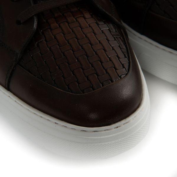 Сникеры Barrett коричневые