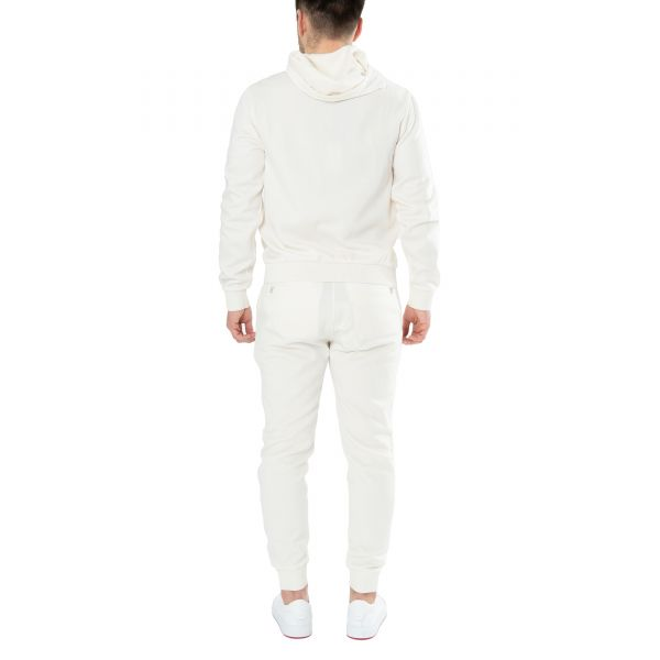 Спортивные брюки Brett Johnson белые