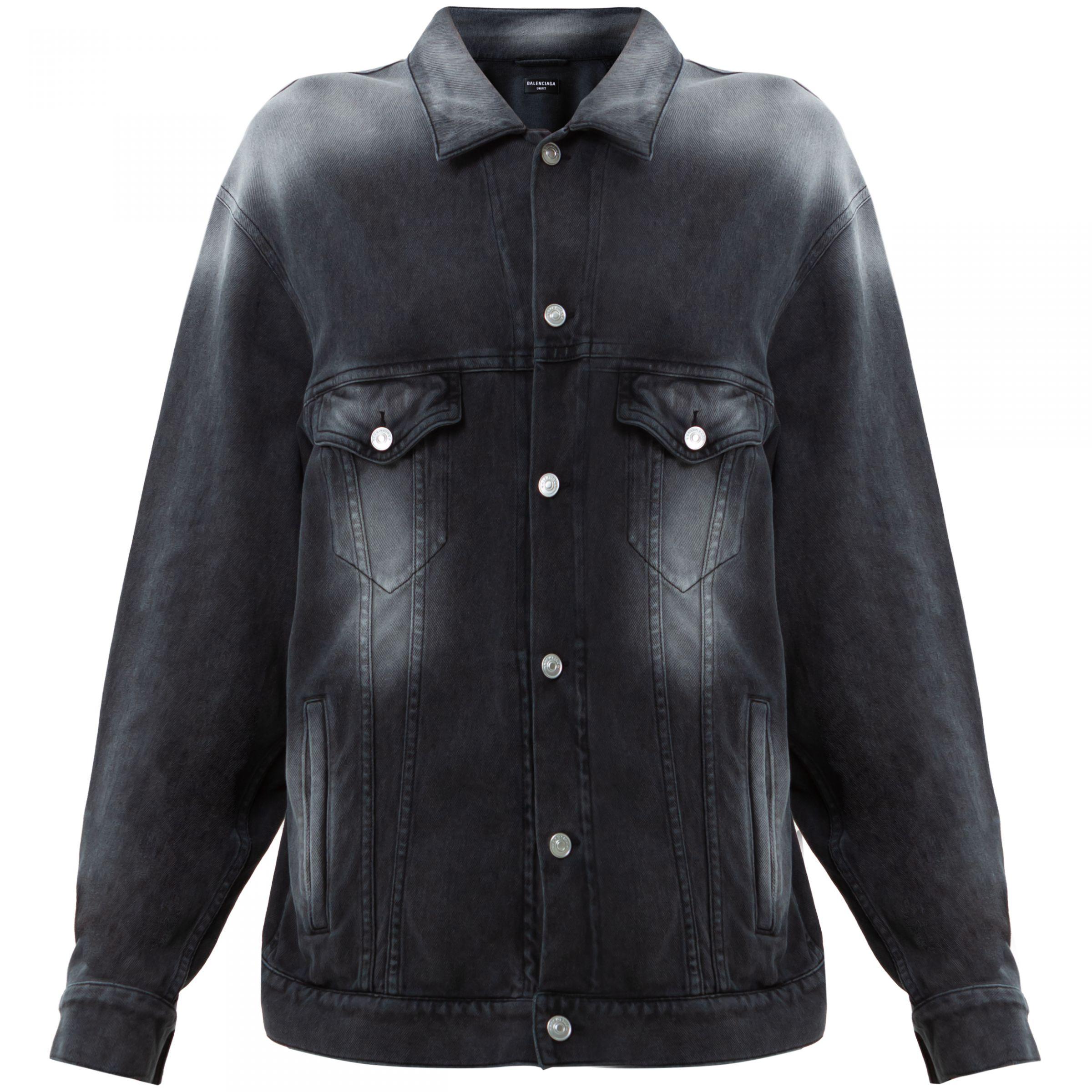 Куртка Balenciaga черная