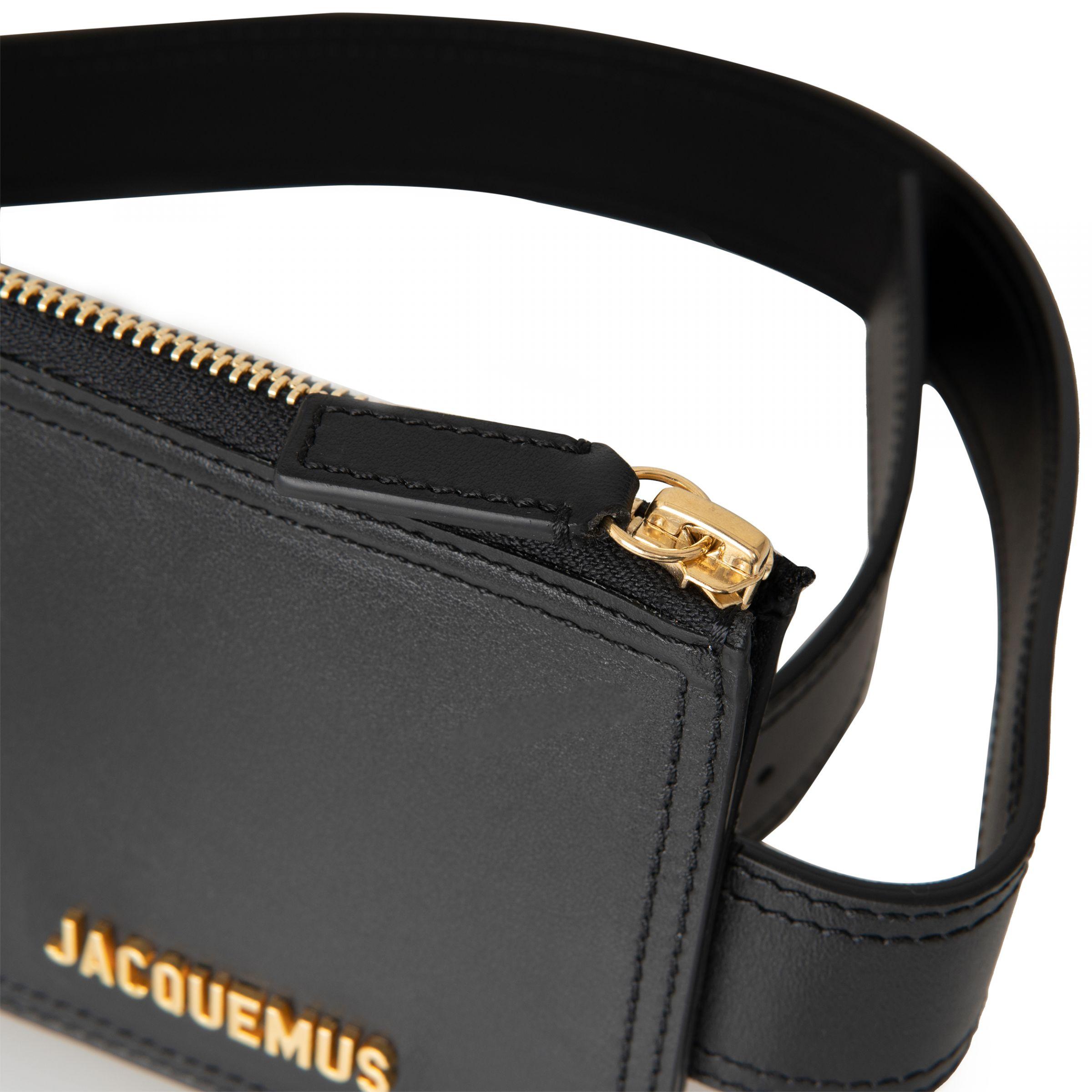 Ремень Jacquemus черный