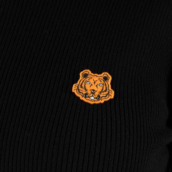 Гольф Kenzo Tiger Crest черный