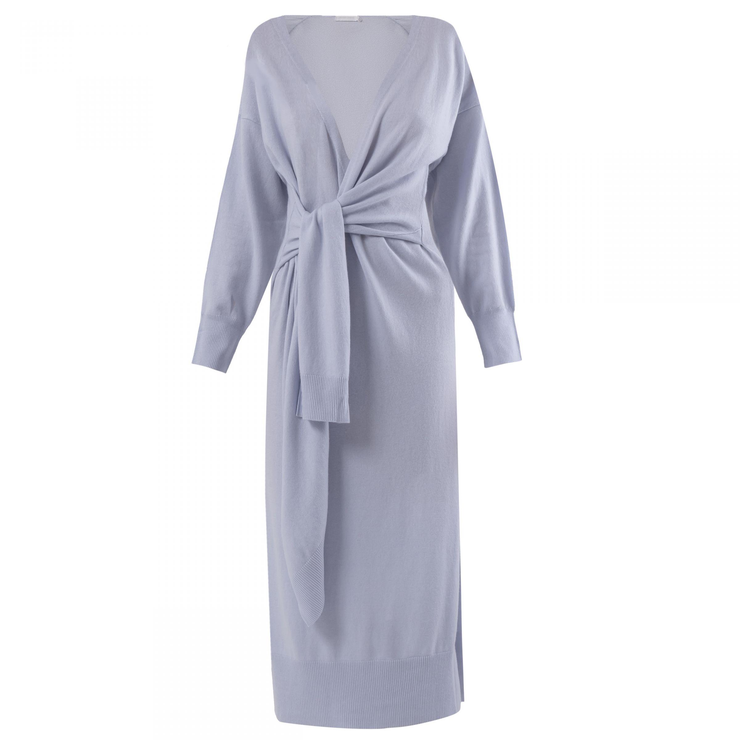 Платье Jonathan Simkhai голубое