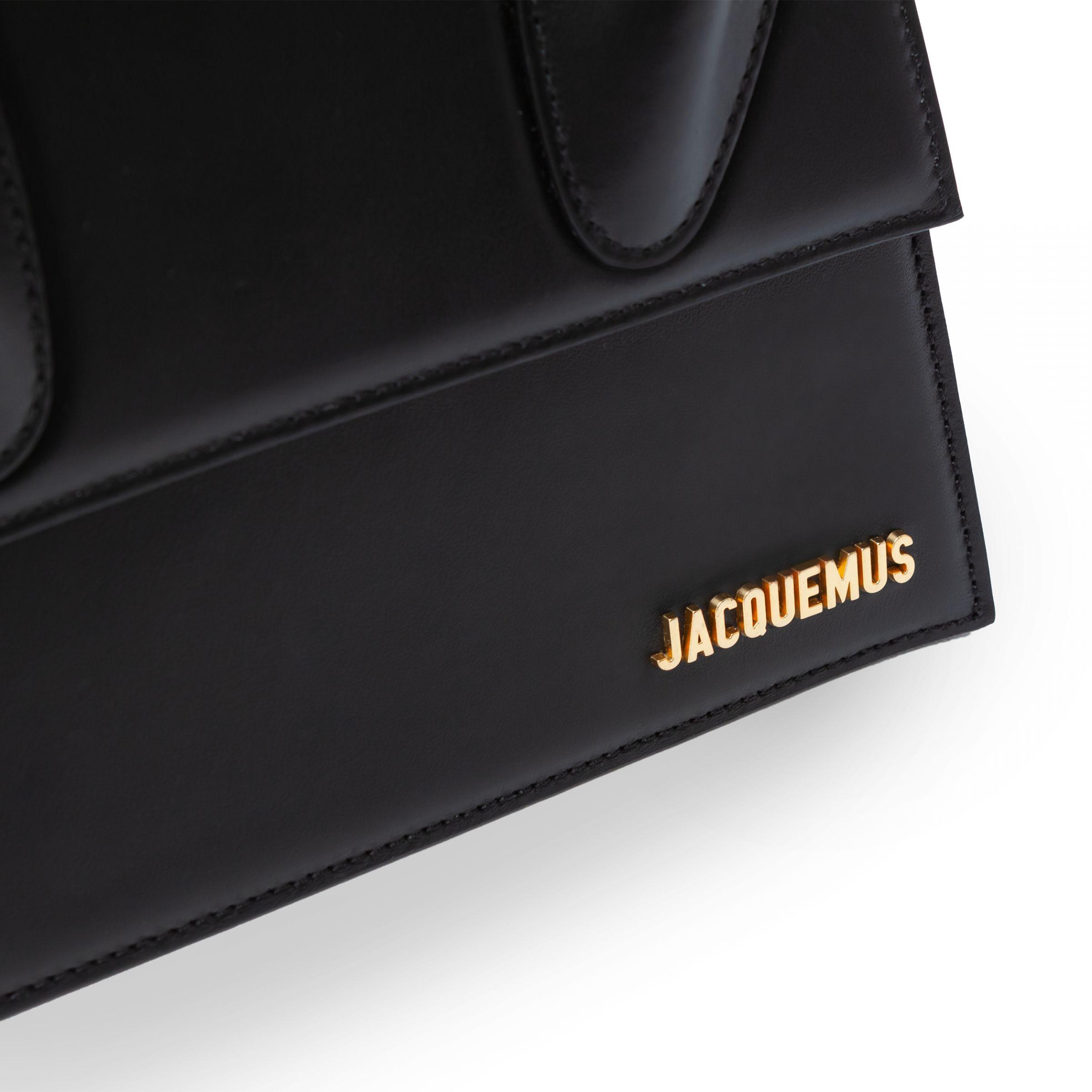 Сумка Jacquemus Le Chiquito Moyen черная