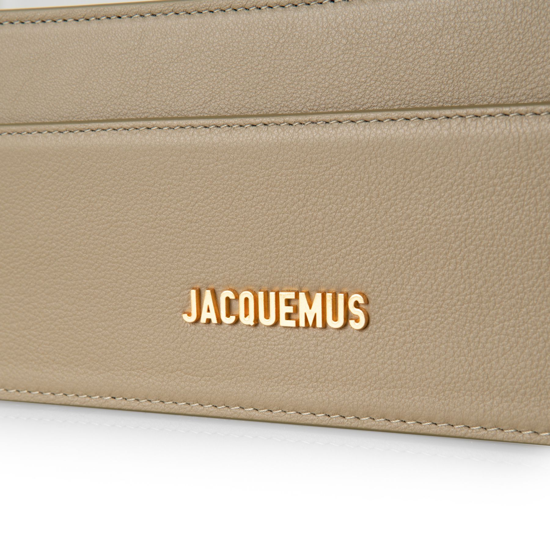 Сумка Jacquemus Le sac Ciuciu оливковая