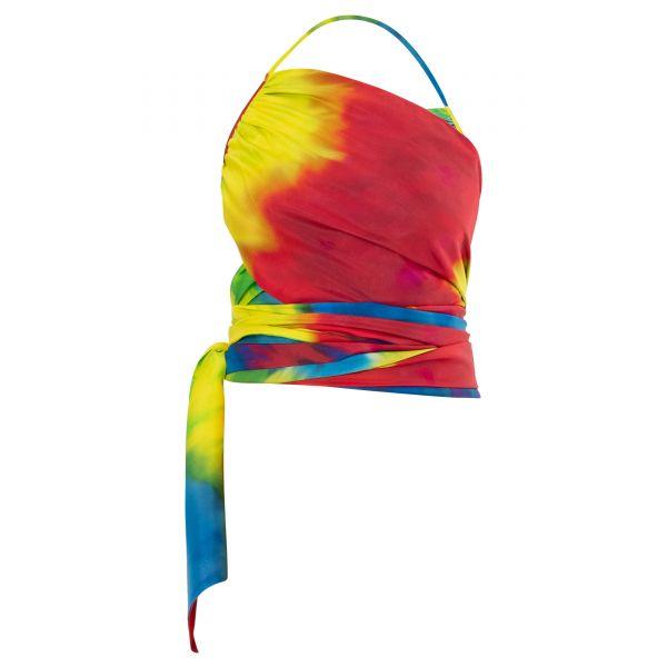 Топ Alexandre Vauthier разноцветный