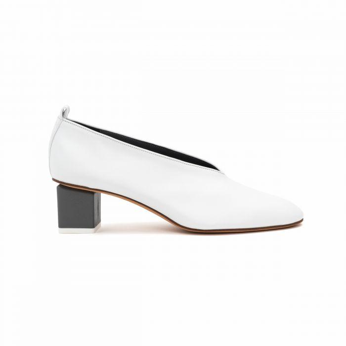 Туфли Gray Matters Mildred Classica белые
