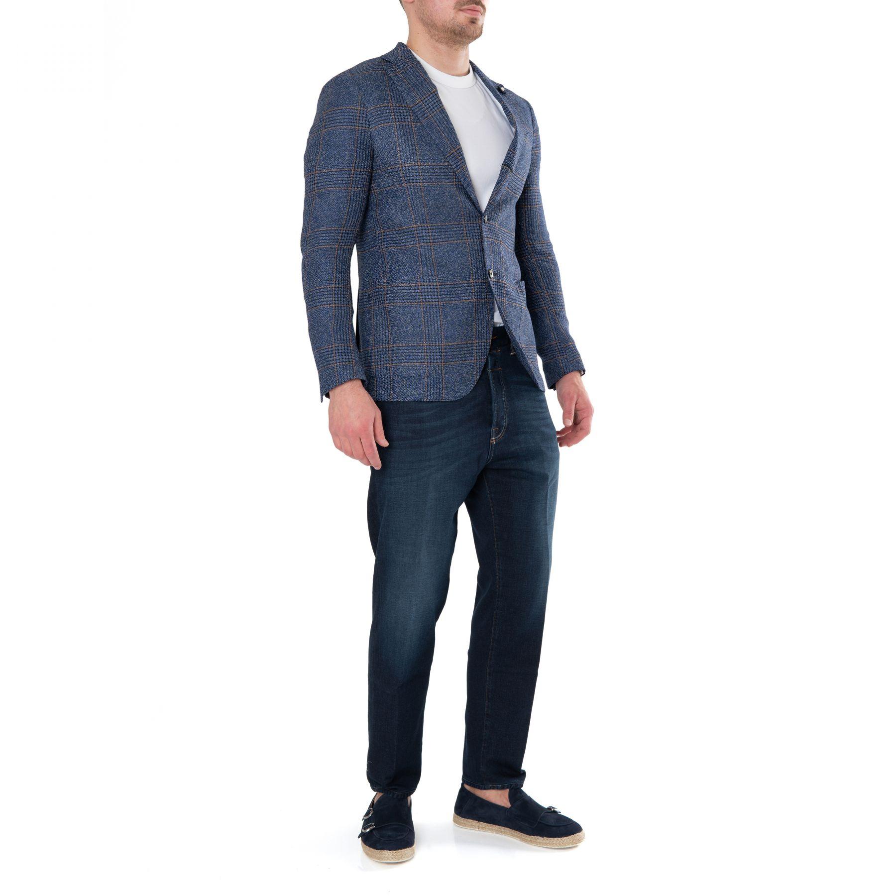 Пиджак Lardini синий
