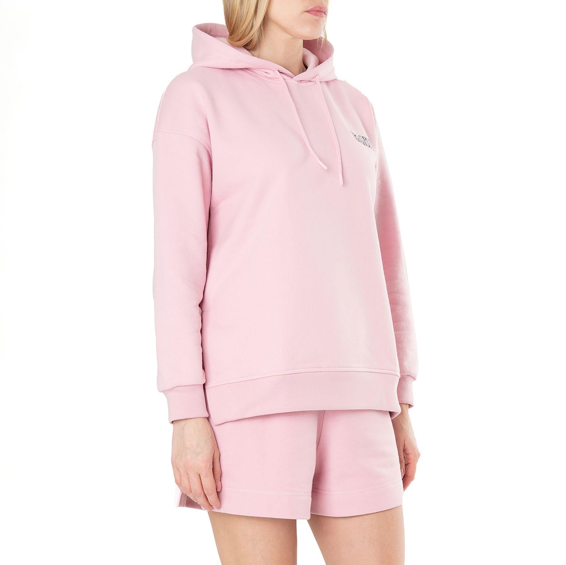Худи Ganni ISOLI розовое