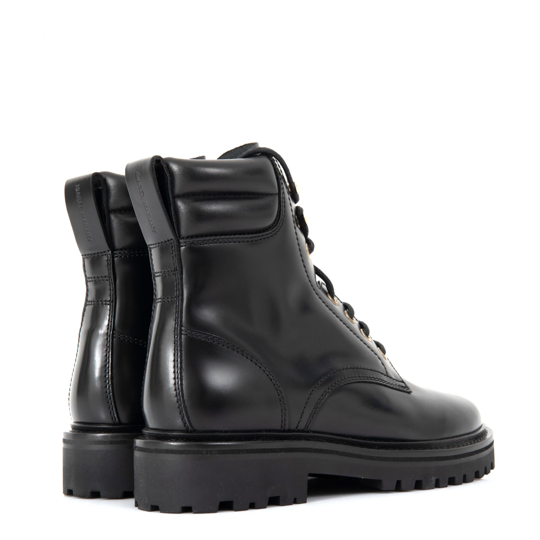 Ботинки Isabel Marant черные