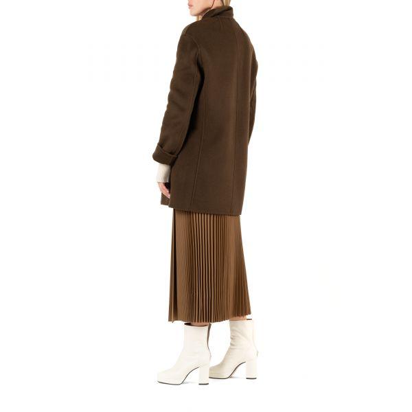 Полупальто Joseph коричневое