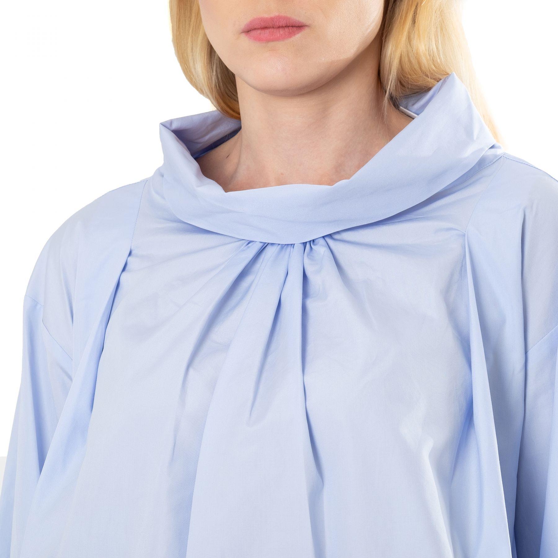 Рубашка с длинными рукавами 3.1 Phillip Lim 3.1 Phillip Lim светло-голубая