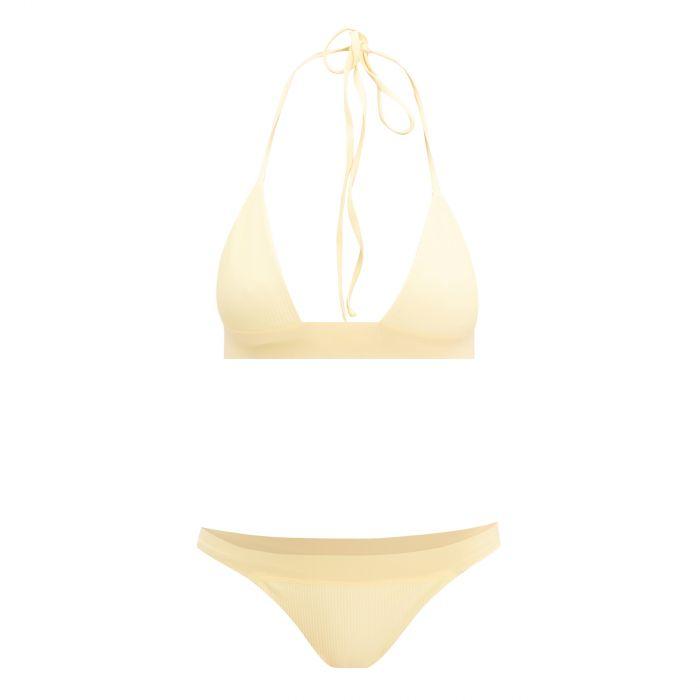 Купальник Frankie's Bikinis желтый