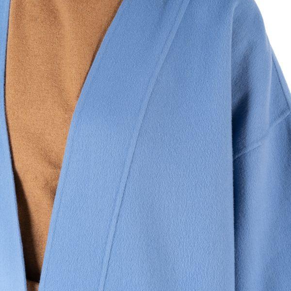 Пальто Zimmermann LADYBEETLE голубое