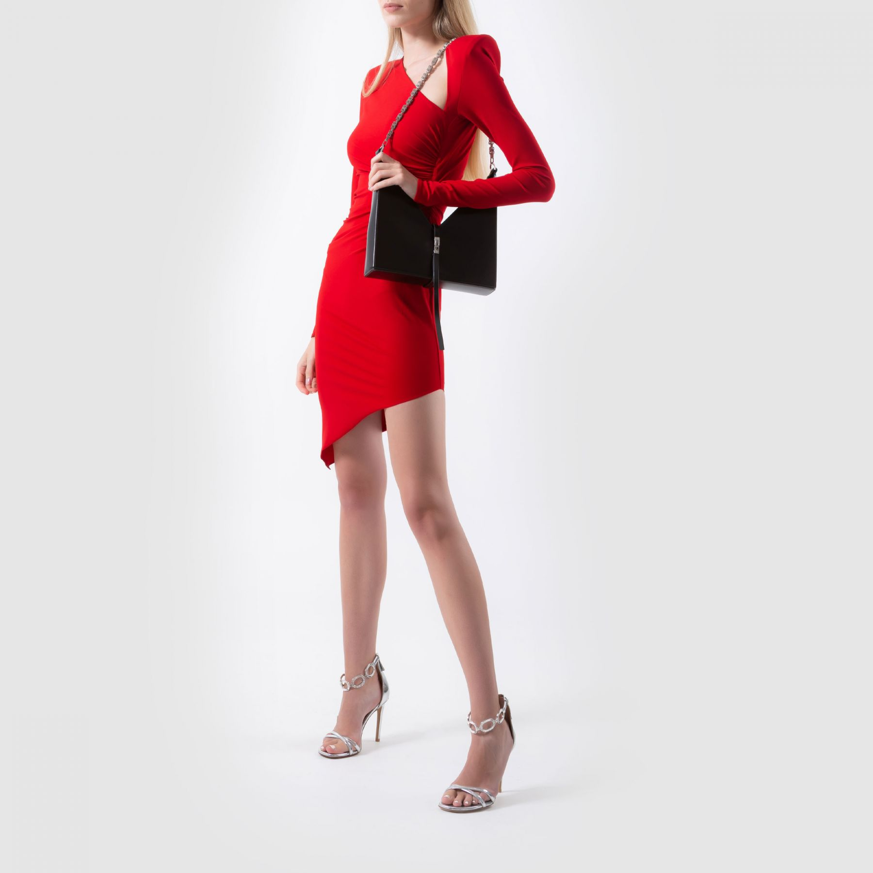 Сумка Givenchy CUT OUT черная