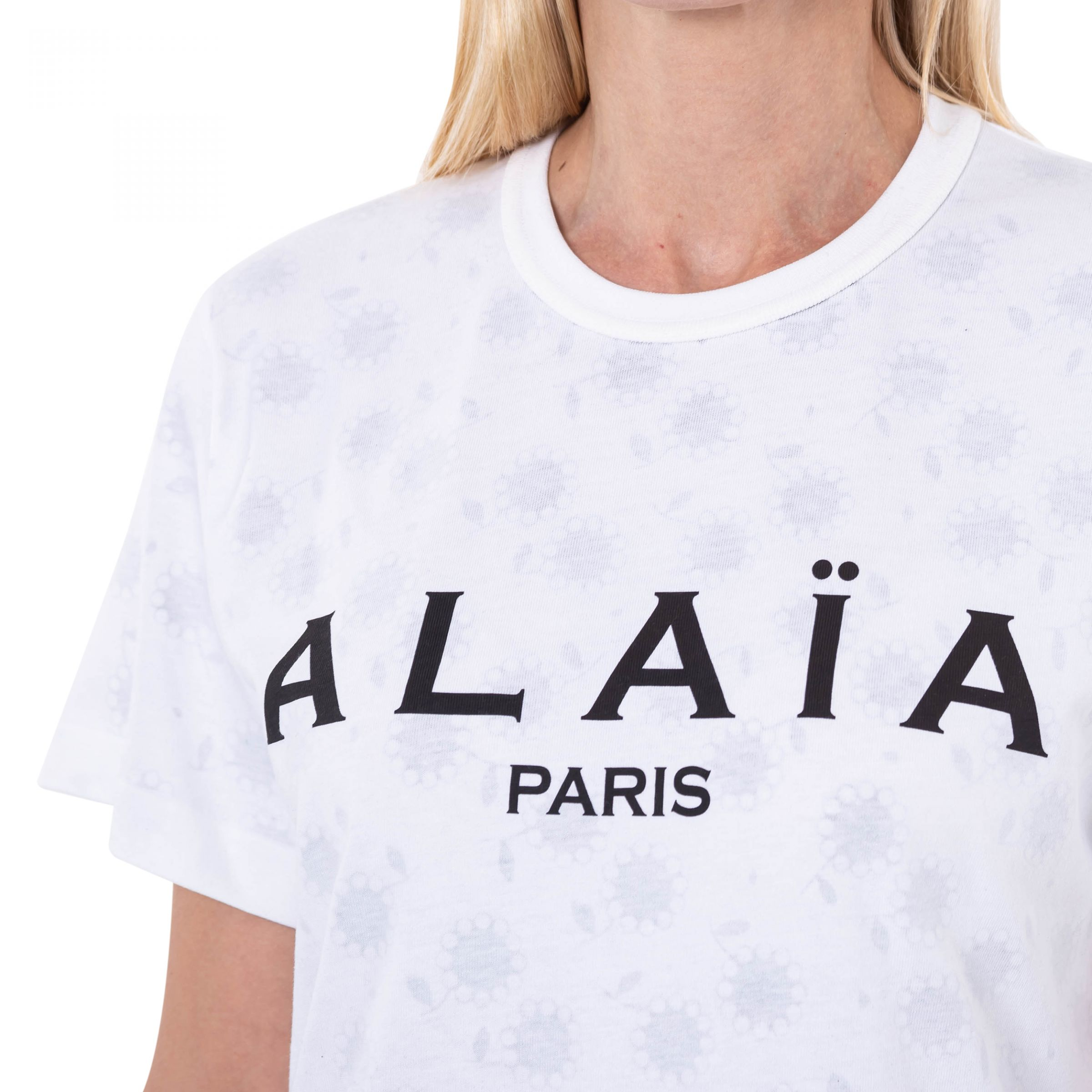 Футболка Alaia белая