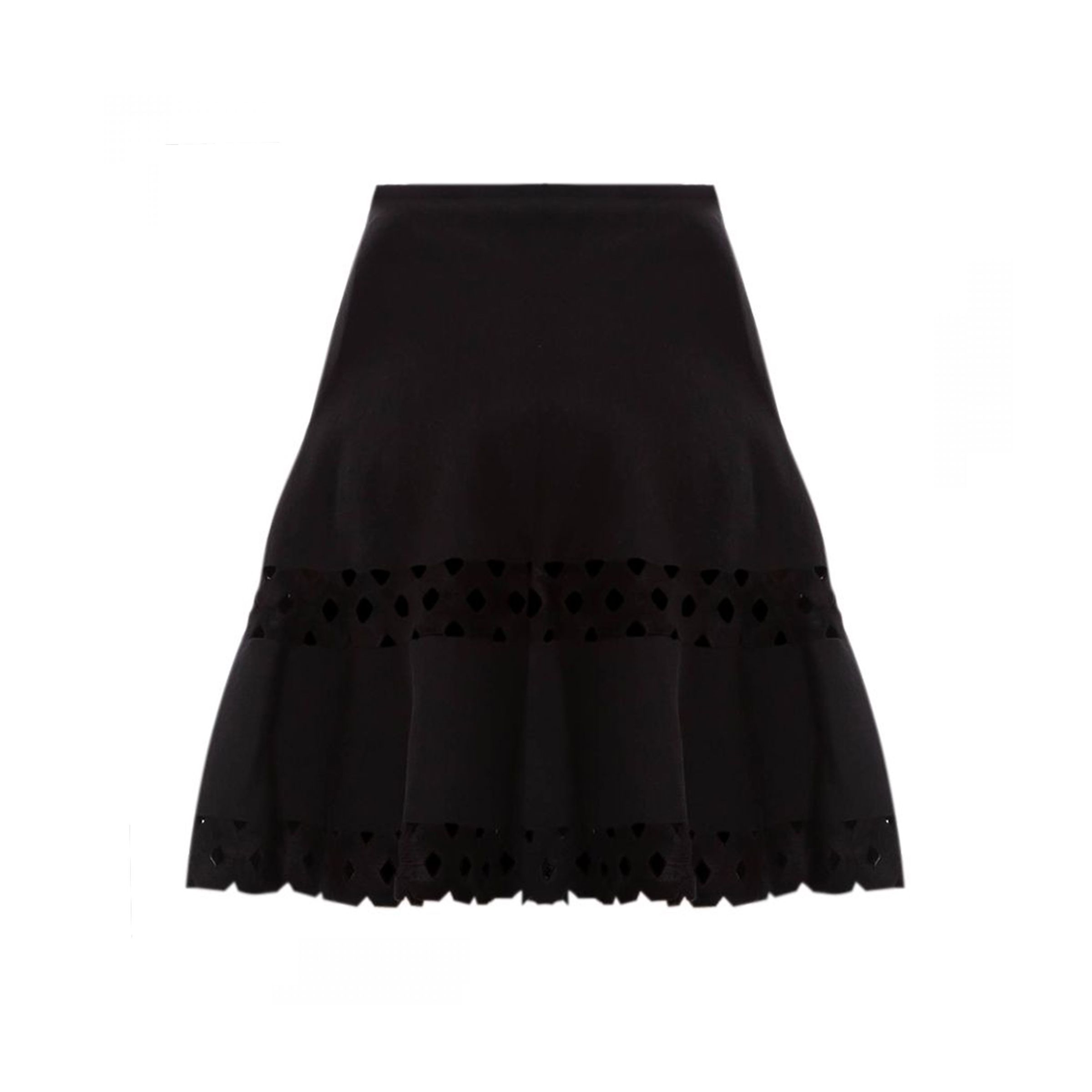 Юбка Alaia черная