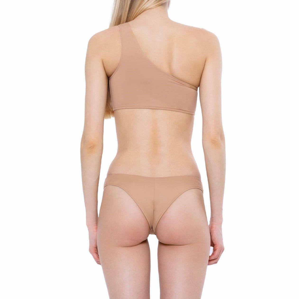 Купальник Frankie's Bikinis Barb бежевый