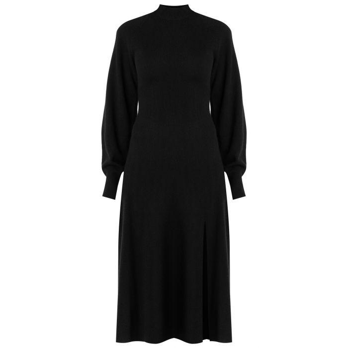 Платье Jonathan Simkhai Brielle черное