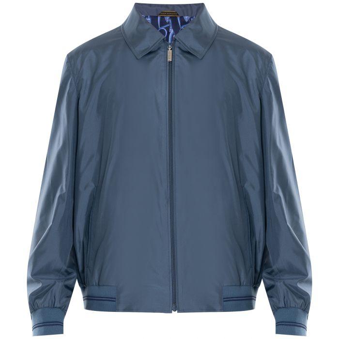 Куртка Zilli синяя