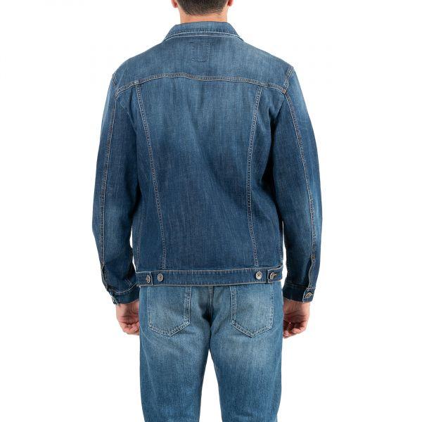 Куртка Eleventy синяя