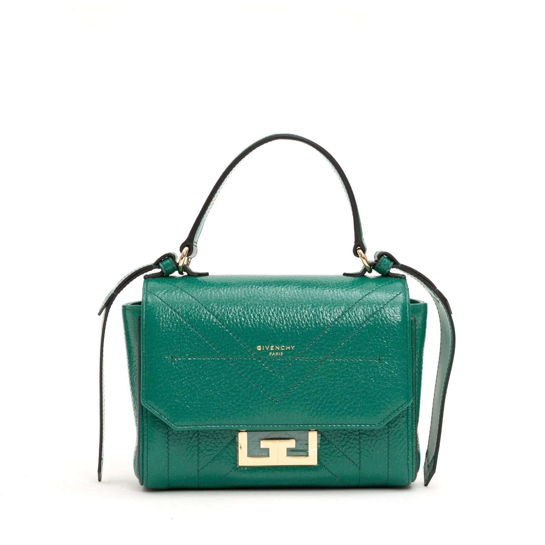 Сумка Givenchy Eden зеленая