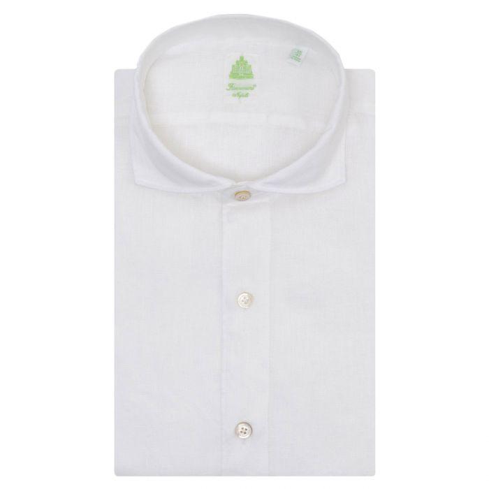 Рубашка с длинными рукавами Finamore белая