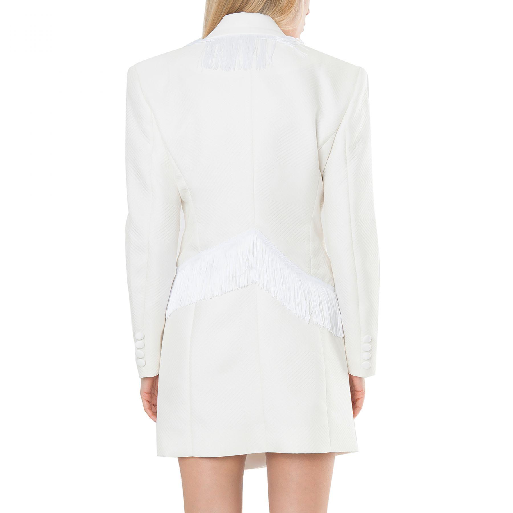 Платье Rotate Shannon белое