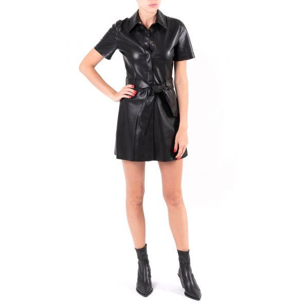 Платье Nanushka черное