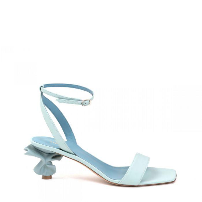 Босоножки Le Silla Candy  светло-голубые