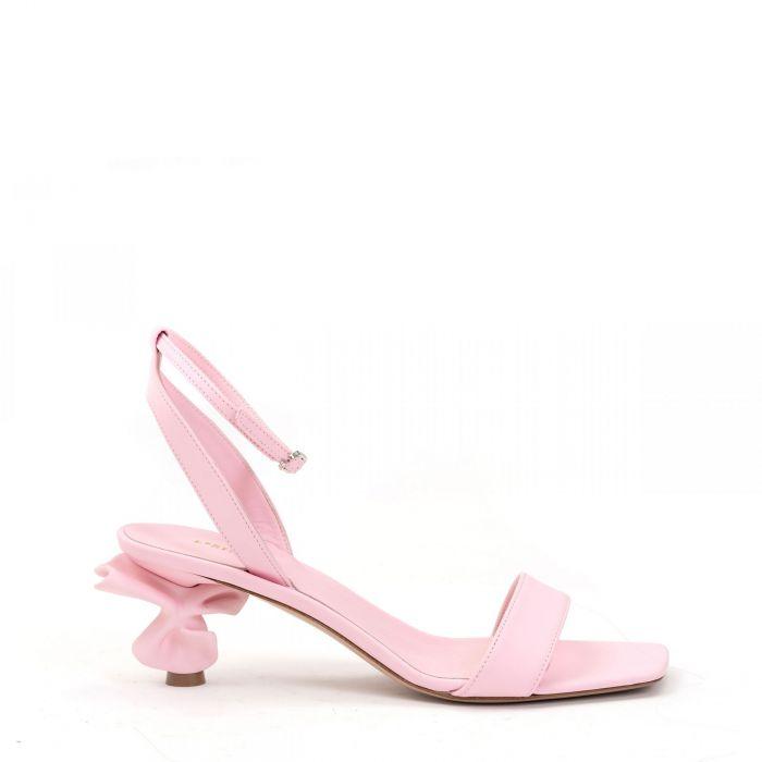 Босоножки Le Silla Candy розовые