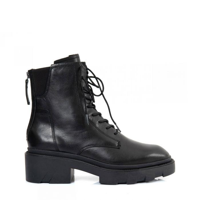 Ботинки ASH MOODY черные