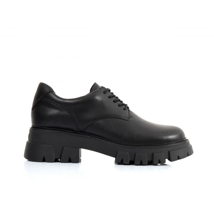 Туфли  LOVER черные