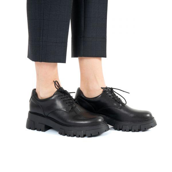 Туфли ASH LOVER черные