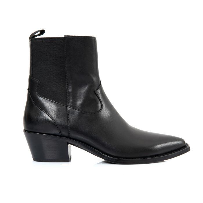 Ботинки  DYLAN черные