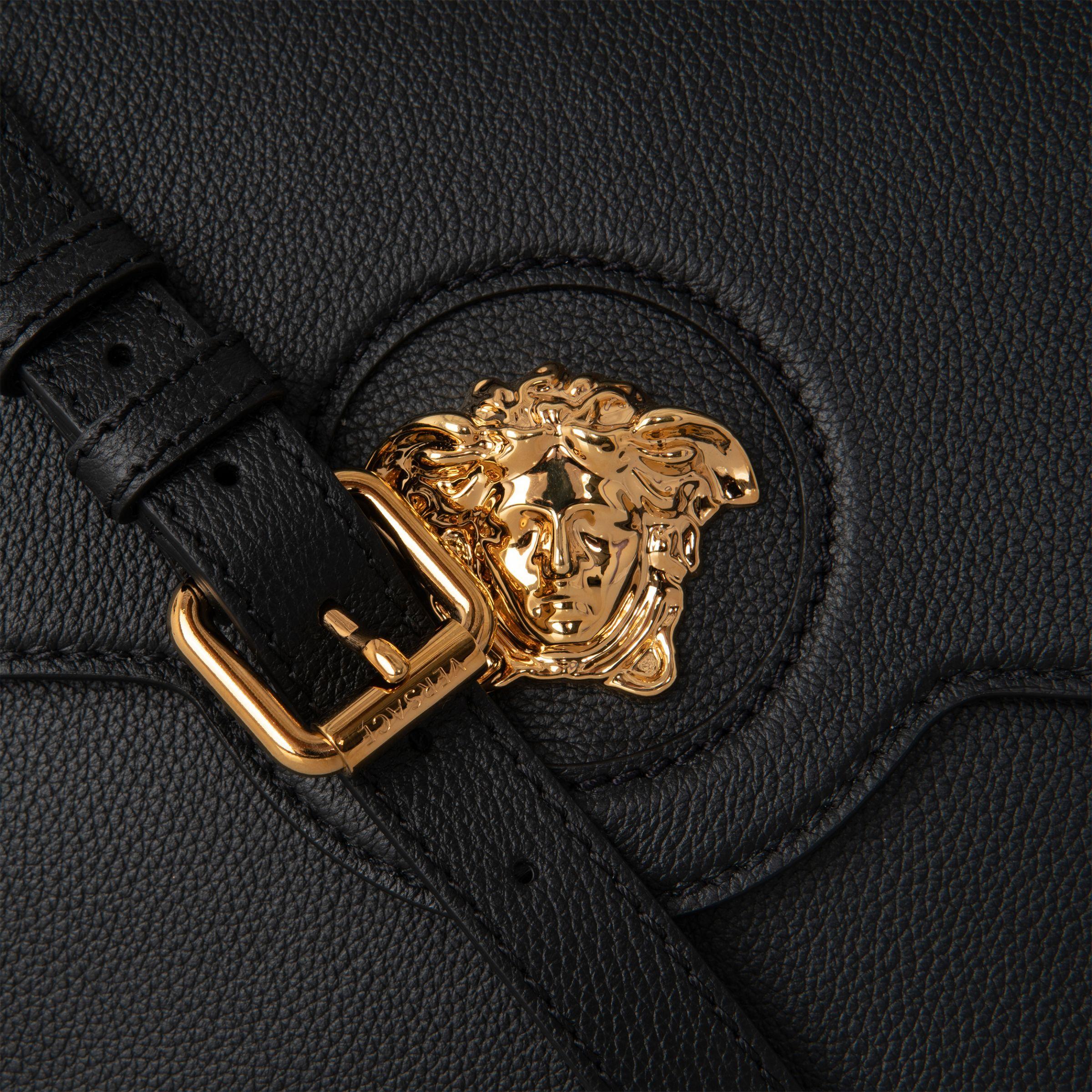 Сумка Versace черная