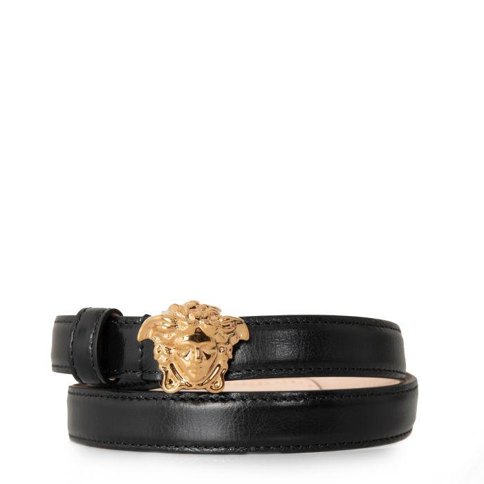 Ремень Versace черный