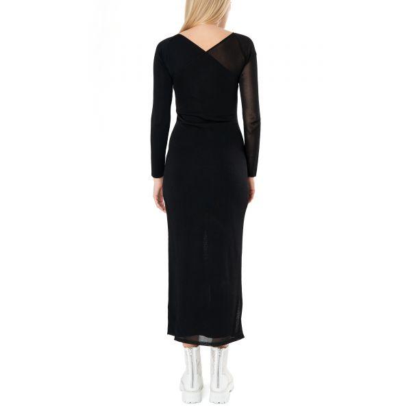 Платье Dion Lee черное