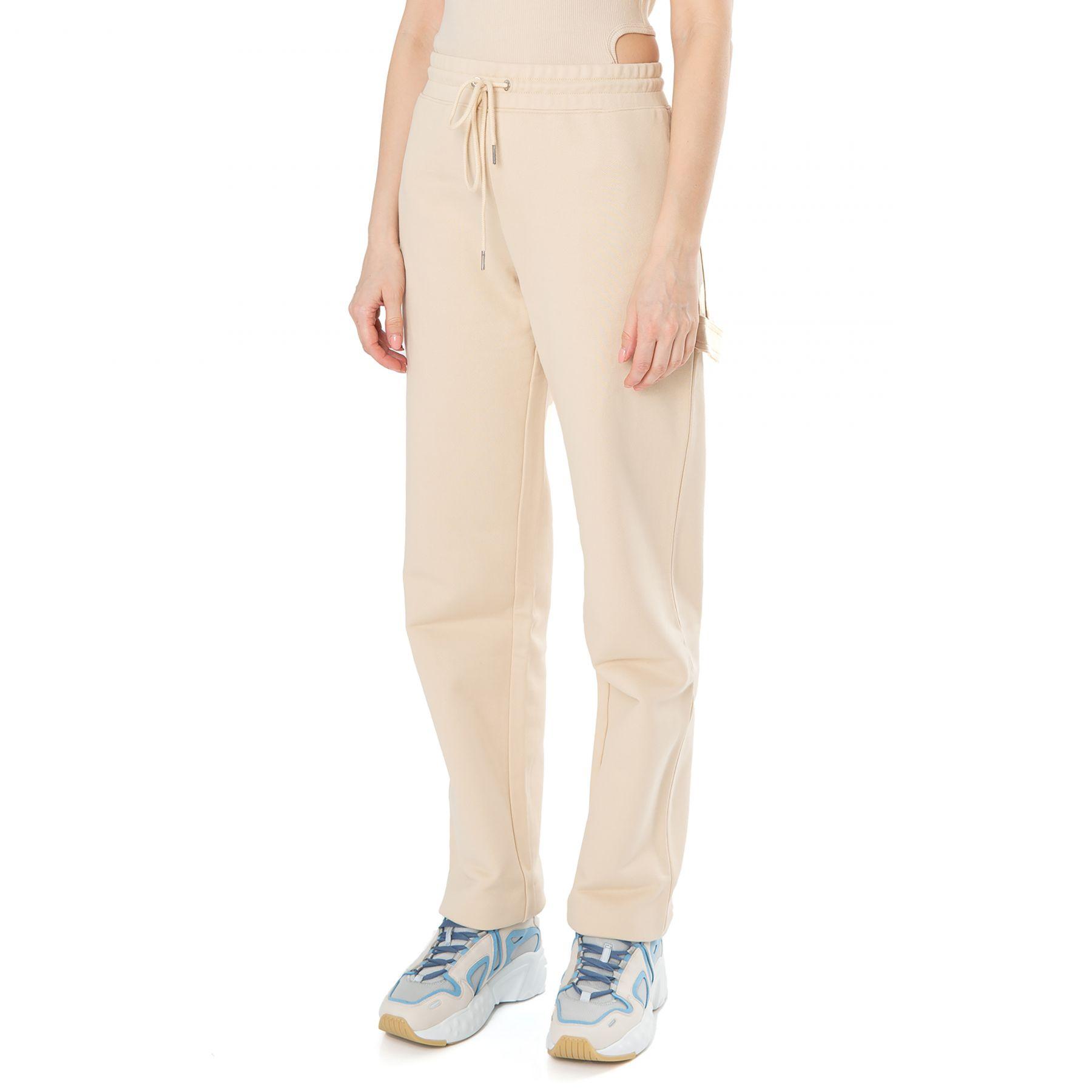 Спортивные брюки Dion Lee бежевые